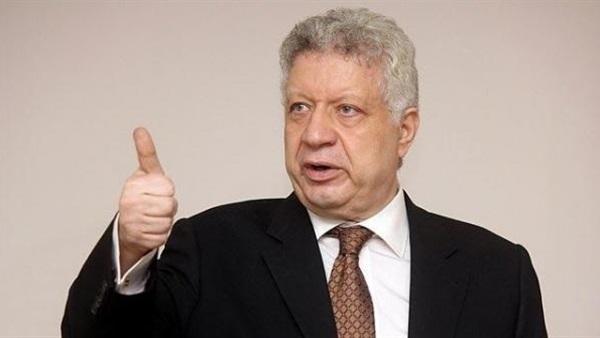 : مرتضى منصور نافيًا رفع  الحصانة : شائعة لا أساس لها من الصحة