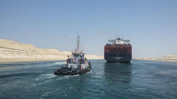: القابضة للنقل البحري: 3 مشروعات جديدة بمحور قناة السويس