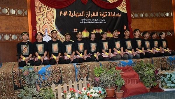 : افتتاح مسابقة تلاوة القرآن لطلبة الأزهر الوافدين بمشاركة 20 دولة
