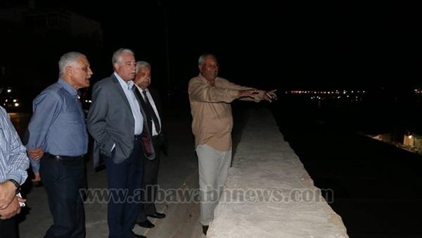 : بالصور.. محافظ جنوب سيناء يتابع أعمال تطوير قصر ثقافة شرم الشيخ
