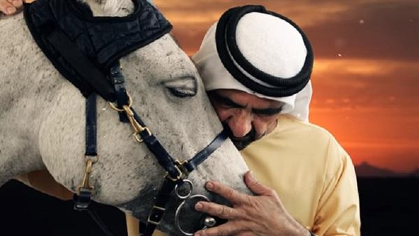 : شاهد.. حسين الجسمي يطرح  عالم الخيل