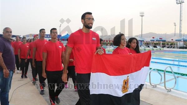 : بالصور.. استمرار فعاليات البطولة العربية للسباحة بالزعانف في شرم الشيخ