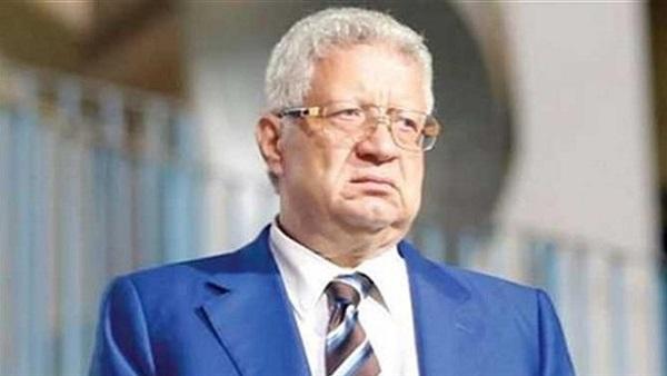 : اليوم.. مؤتمر ساخن لمرتضى منصور رئيس نادي الزمالك