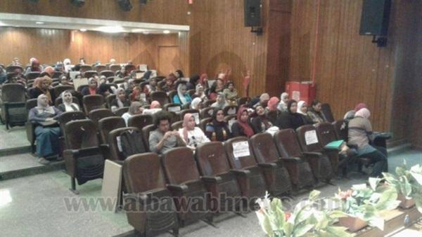 :  الداخلية  تنظم ندوة تثقيفية لطلاب جامعة بورسعيد