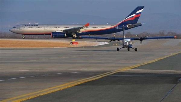 : عودة السياحة الروسية بـ الرحلة 400  من موسكو