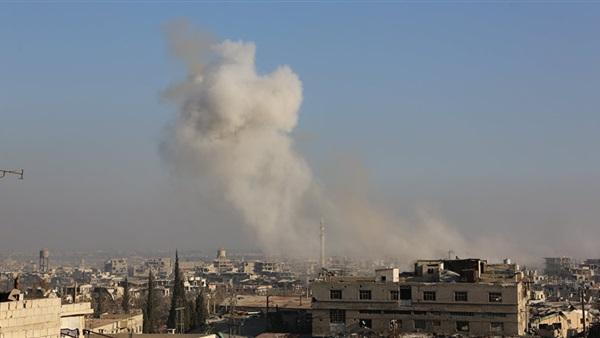 :  سوريا  و دمشق  يتصدران تويتر بعد العدوان الثلاثي