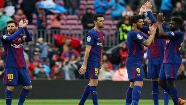 : روما يهنئ برشلونة برقمه القياسي في الدوري الإسباني