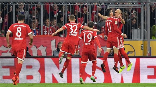 : بايرن ميونيخ يضرب هانوفر بثلاثية في الدوري الألماني