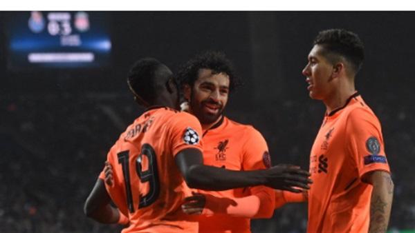 : الفيفا: صلاح وزميلاه خلدوا أسماءهم في تاريخ دوري أبطال أوروبا
