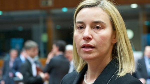 : موجيريني: الاتحاد الأوروبي تبرع بـ11 مليار يورو لسوريا