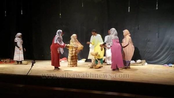 :  جدع النار  السوداني يخطف الأنظار في المهرجان المسرحي لشباب الجنوب