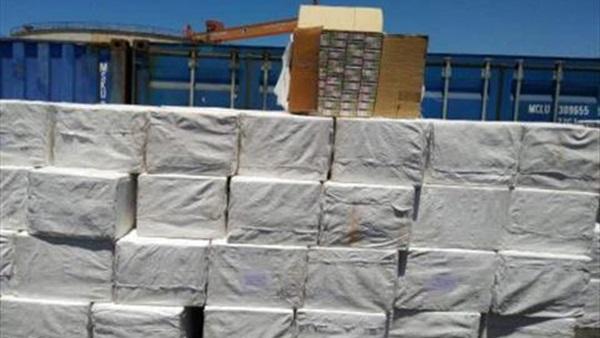 : إحباط تهريب 4 ملايين قرص مخدر ومنشط عبر قناة السويس