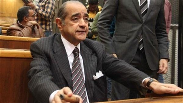 : فريد الديب بجلسة  شبكة الاتجار بالبشر : زراعة الأعضاء عمل نبيل