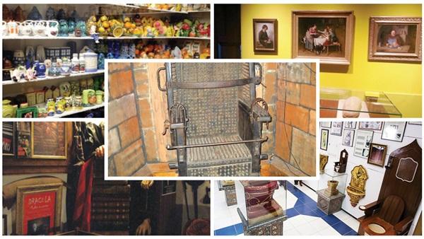 : أغرب 5 متاحف في العالم