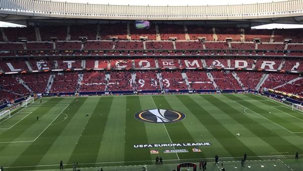 : انطلاق مباراة أرسنال وأتلتيكو مدريد بإياب نصف نهائي الدوري الأوروبي