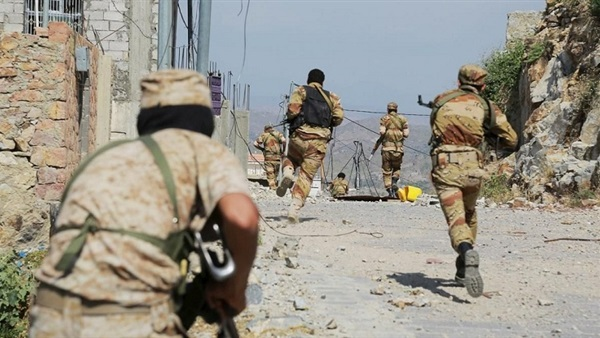 : الجيش اليمني يستعيد سيطرته على عدد من المناطق