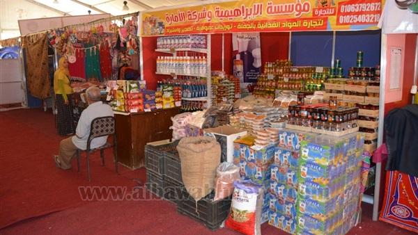 : وزارة الداخلية تشارك في معرض  أهلًا رمضان