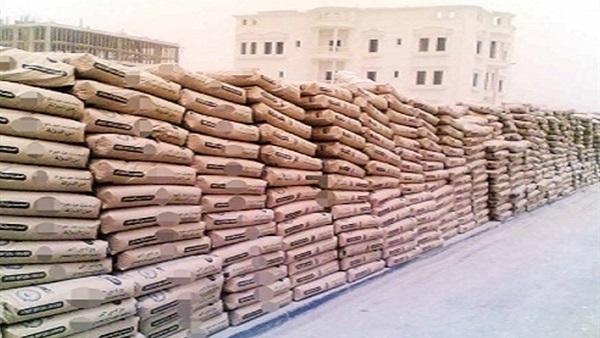 : استقرار أسعار الأسمنت بسوق مواد البناء