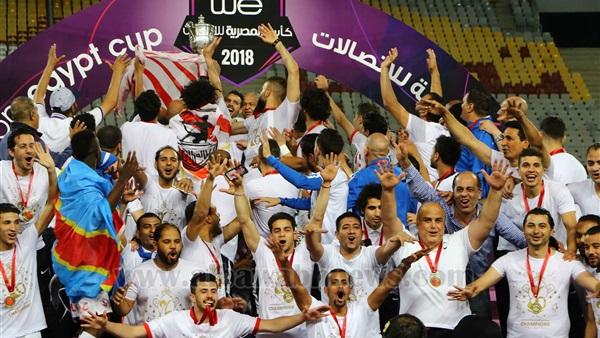 : رمضان  أبيض  على الزمالك.. الهدايا تنهال على اللاعبين والجهاز الفني بعد حصد الكأس