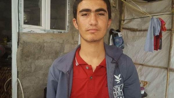 : بالصور.. كيف عاقب داعش  أبو عمر السنجاري ؟
