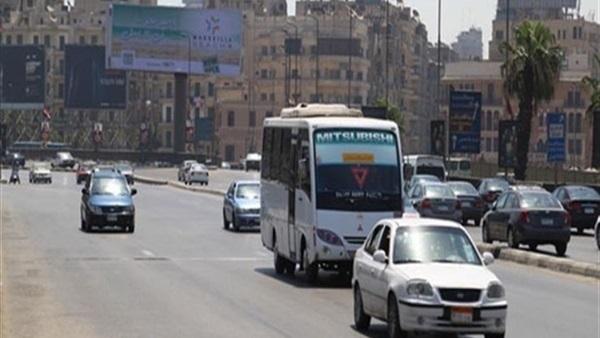 : قبل موعد الإفطار.. معدلات سير متوسطة بمعظم شوارع القاهرة والجيزة
