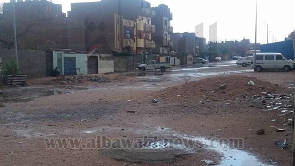 : بالفيديو.. الأرصاد تكشف أماكن سقوط الأمطار