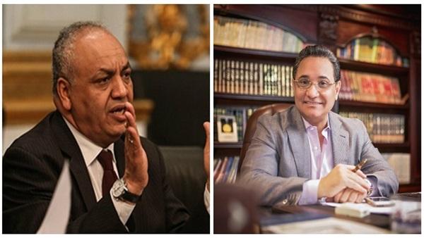 : الليلة.. عبدالرحيم علي يكشف لمصطفى بكري الدور القطري في تمويل الإرهاب