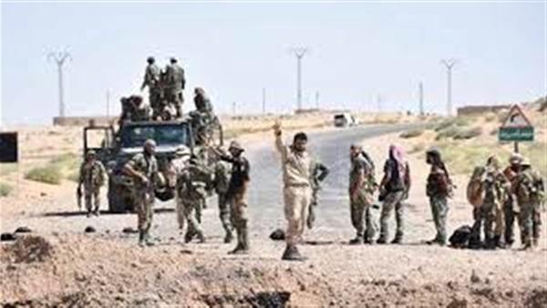 : الجيش السوري يُحاصر  داعش  في دير الزور ويعتقل 20 عنصرًا