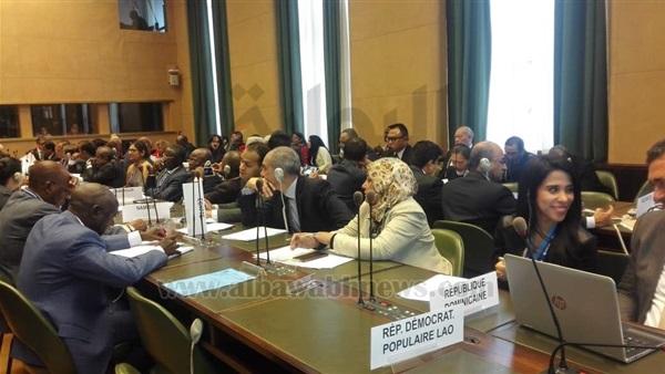 : مصر تطالب بالمساواة بين الرجل والمرأة في مجال العمل