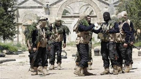 : عشرات القتلى من  داعش  و تحرير الشام  في مواجهات  سلقين
