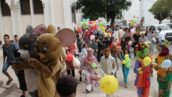 : مظاهر الاحتفال بعيد الفطر في السودان