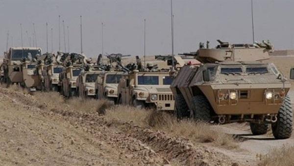 : انطلاق عملية عسكرية في حوض المخيسة العراقية لتعقب داعش