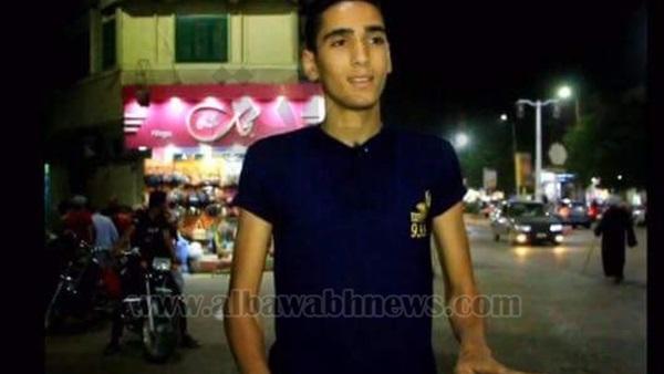 : نجل  وكيل تموين سوهاج  المقال:  أيمن عبدالمنعم أفضل محافظ