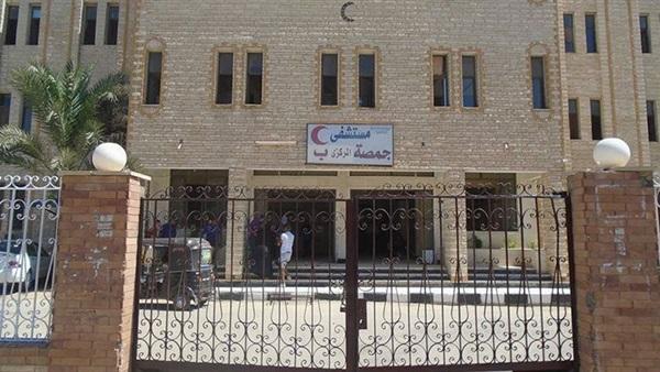 : وكيل وزارة الصحة بالدقهلية يتابع جاهزية مستشفى جمصة للعيد