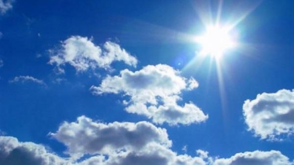 :  الأرصاد : ارتفاع تدريجي في درجات الحرارة