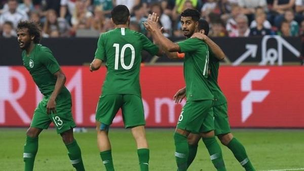 """: كأس العالم.. هاشتاج مباراة """"السعودية وروسيا"""" يتصدر """"تويتر"""""""