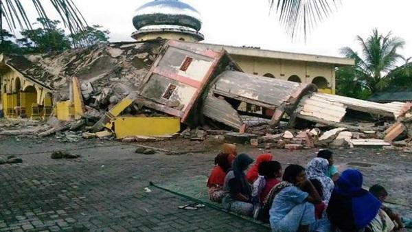 : إصابة 6 أشخاص جراء زلزال بقوة 4.8 درجة في جزيرة مادورا الإندونيسية