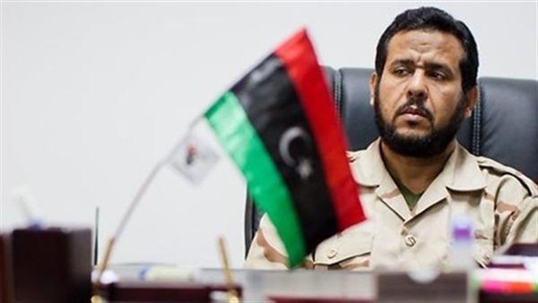 : عبدالكريم بلحاج أخطبوط الإرهابية في ليبيا