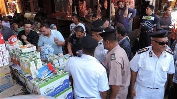 :  التموين  تواصل حملاتها لضبط الخارجين بعد تحريك أسعار البنزين والسولار