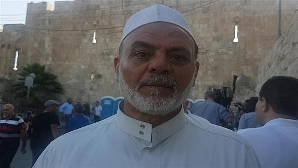 :  خطيب الأقصى :  بيت المقدس  للمسلمين وحدهم