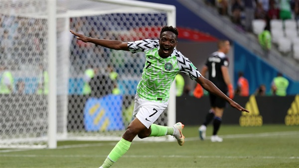 : كأس العالم.. أحمد موسى ثالث هدافي أفريقيا في المونديال