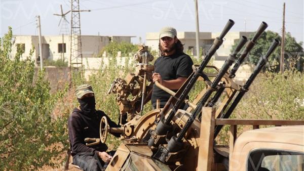 : اشتباكات متواصلة بين  داعش  و تحرير الشام  في إدلب