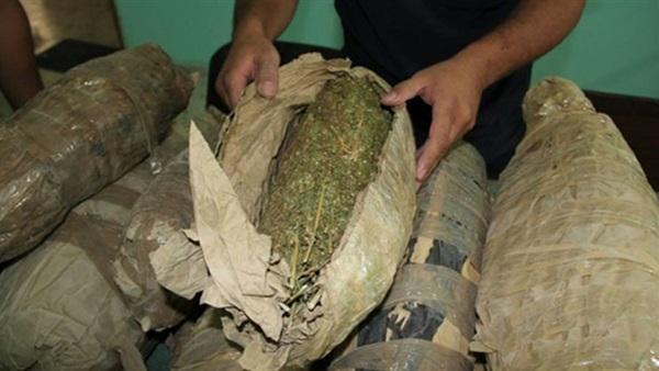 : ضبط أسلحة نارية و3 كيلو بانجو بحوزة 7 عاطلين في أسوان