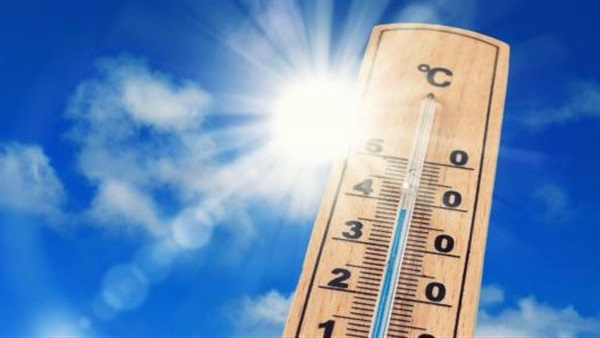 :  الأرصاد : طقس الغد مائل للحرارة بالقاهرة ومعتدل على السواحل الشمالية