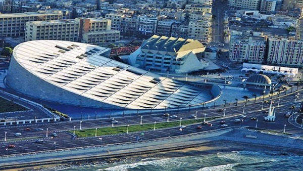 : اليوم.. الاحتفال بمرور 150 عامًا على افتتاح قناة السويس بمكتبة الإسكندرية
