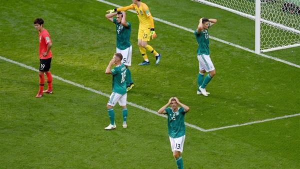 : كأس العالم.. 5 أرقام من زلزال خروج ألمانيا