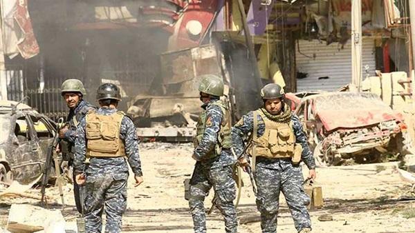 : مقتل وإصابة 7 من الشرطة العراقية في اشتباك مع داعش