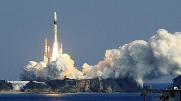 : تحطم صاروخ ياباني بعد ثوان من إطلاقه