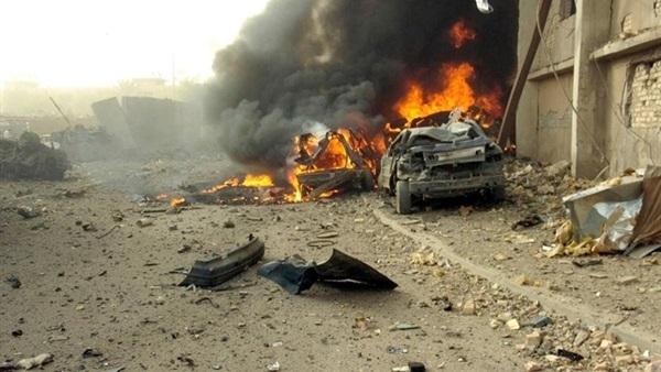 : انفجار عبوة ناسفة زرعها داعش بقرية  سباهي  العراقية