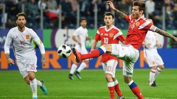 : كأس العالم.. الإسبان لا يخسرون أبدًا أمام الروس